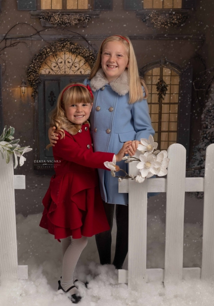 Christmas Family Portraits in Wirral, Merseyside and Cheshire