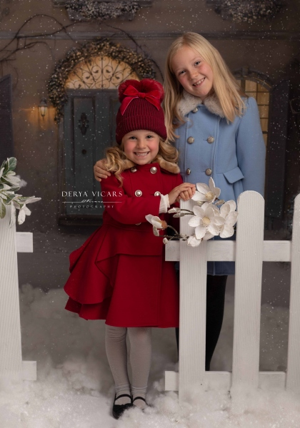 Sweet girls in Merseyside photo studio Heswall, Caldy, Thursaston, Irby and Pensby