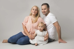 Family photo shoot in Wirral