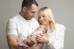 Newborn Baby Photo Shoot Wirral Photographer