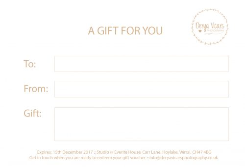 Back of Gift Voucher