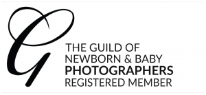 Registered Member of The Guild of Newborn &Baby Photographers
