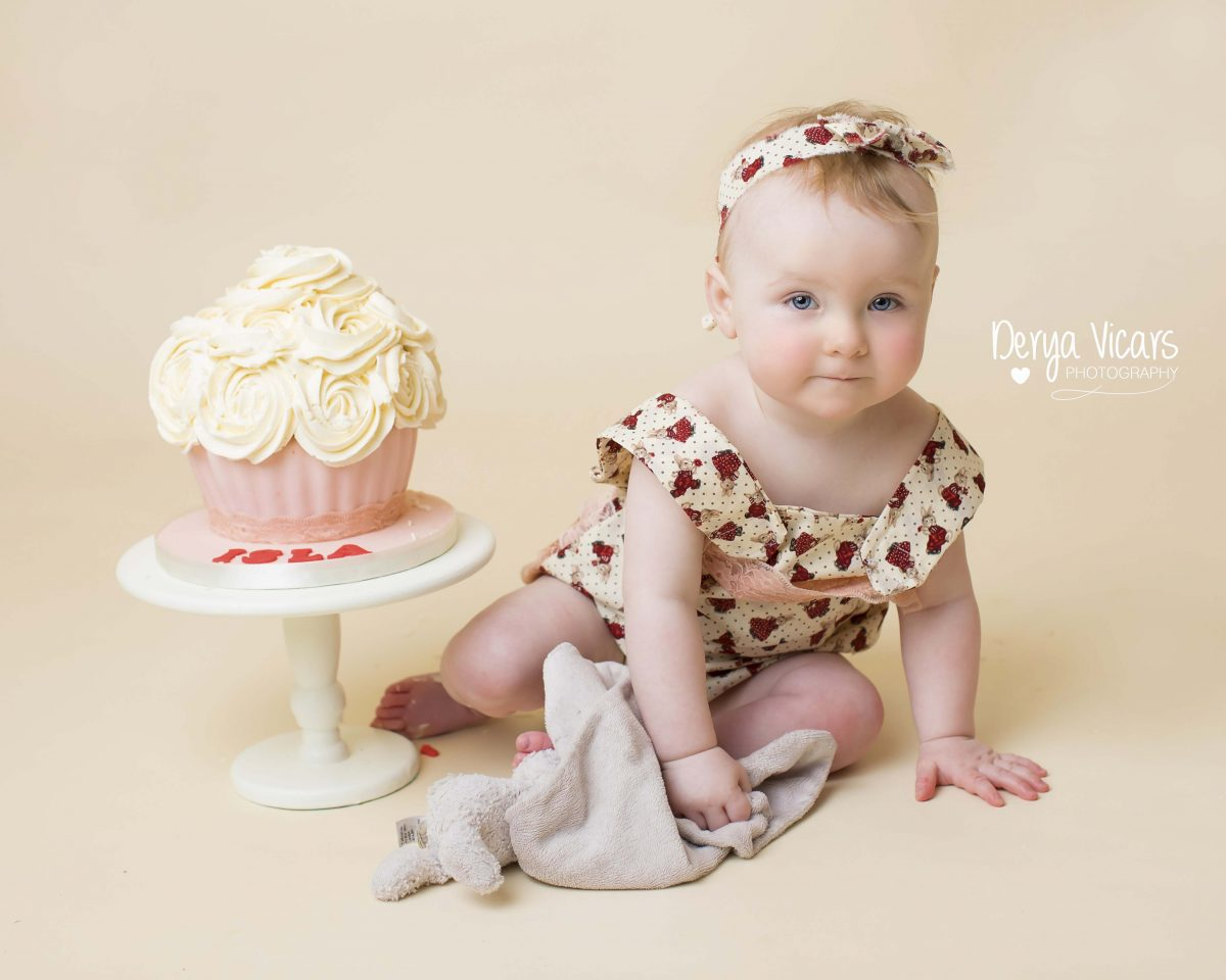 Cake Smash Photo Session Wirral Photographer