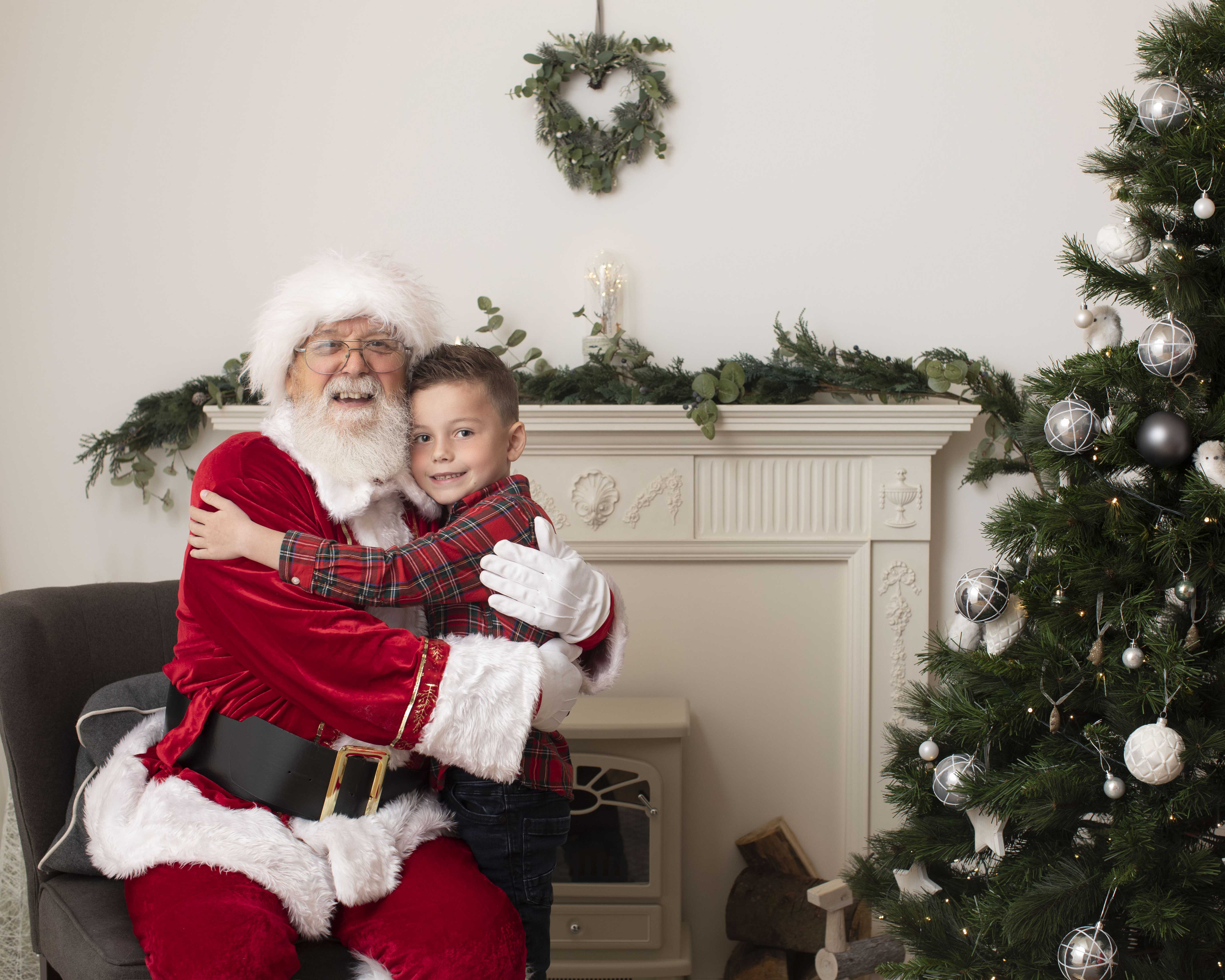 Father Christmas Photo Session Wirral