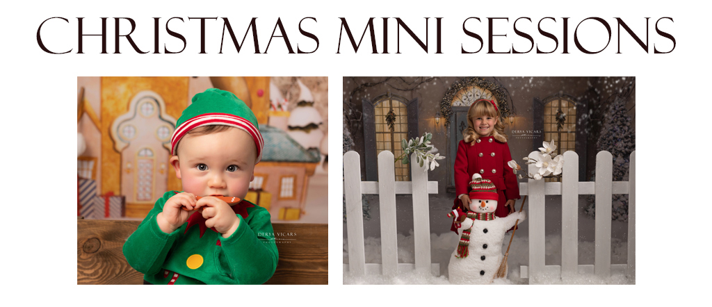 Wirral Winter Wonderland Christmas Photo Shoot